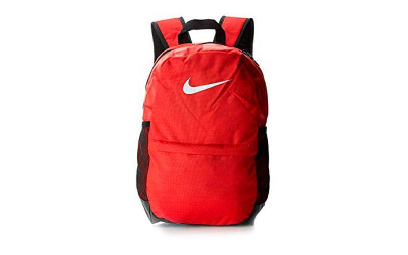 6e4bb8670 Nike MOCHILA NIKE BRASILIA UNIVERSITY ROJO NEGRO