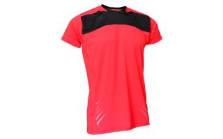 Softee NET RED BLACK SHIRT
