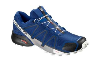 Salomon SPEEDCROSS 4 AZUL NEGRO L40464100