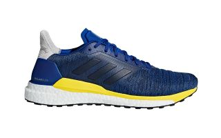 adidas SOLAR GLIDE BLUE YELLOW WOMEN AQ0333
