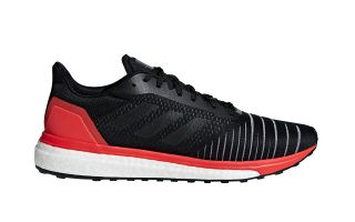 adidas SOLAR DRIVE BLACK RED AC8134