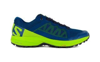 Salomon XA ELEVATE AZUL AMARILLO L40006400