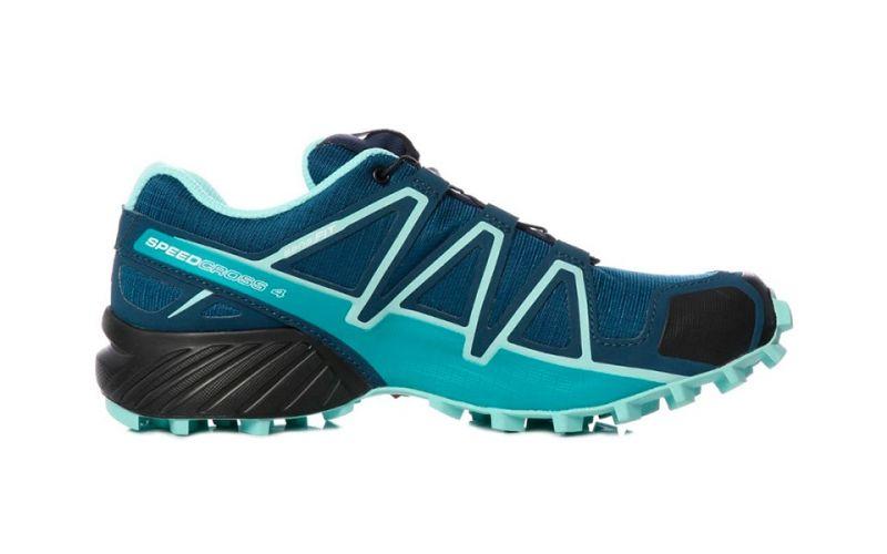 Salomon Speedcross 4 Azzurro Nero Donna L40243100