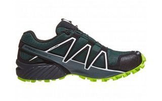Salomon SPEEDCROSS 4 GTX GREEN BLACK L40466200