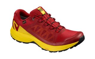 Salomon XA ELEVATE GTX ROUGE JAUNE L40469200