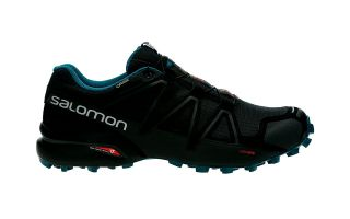 Salomon SPEEDCROSS 4 GTX BLACK BLUE L40475700