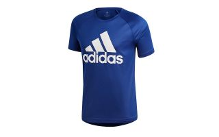 adidas D2M BLUE WHITE SHIRT CX0209