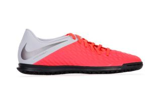 Nike SALA PHANTOMX 3 CLUB IC ROJO BLANCO NIAJ3808 600