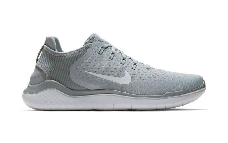 cb78f7adbae28 Nike FREE RN 2018 GRAY WHITE NI942836 003
