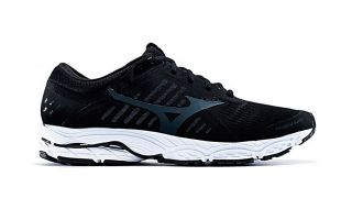 Mizuno WAVE STREAM BLACK J1GC181936