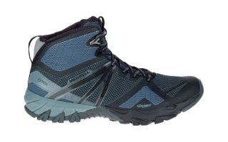 Merrell FLEX MID GTX BLACK BLUE J50159