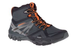 Merrell MQM FLEX MID GTX GREY BLACK J77349