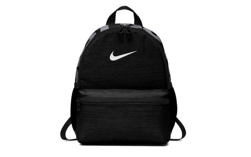 071918499d89f Nike MOCHILA BRASILIA JUST DO IT MINI NEGRO NIBA5559 010