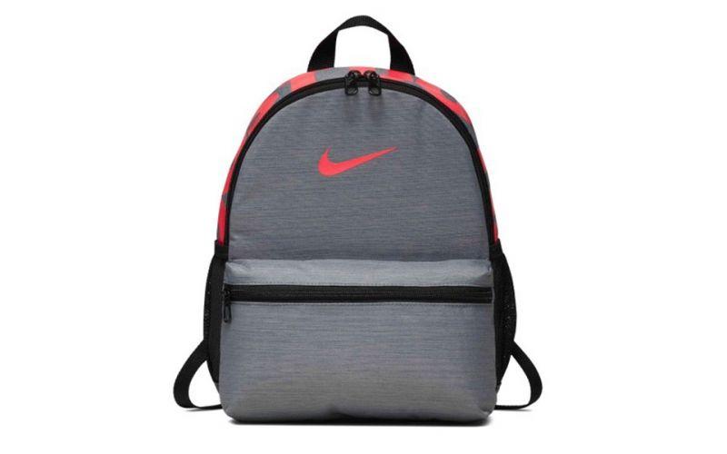 ca1ac13a8 Mochila Nike Brasilia jdi Mini Bkpk gris coral