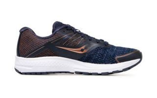 SAUCONY RIDE 10 NAVY MUJER S10373-30