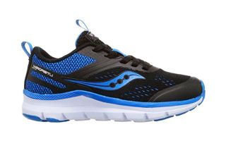 Saucony LITEFORM MILES BLACK BLUE BOY SY58759