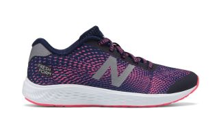 New Balance FRESH FOAM ARISHI ROSA MORADO NIÑA