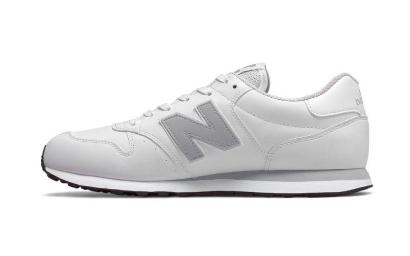 new balance gm500 blanco