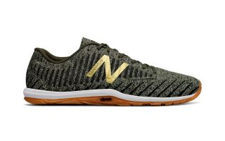 New Balance MINIMUS 20V7 TRAINER VERDE MILITAR MX20MG7