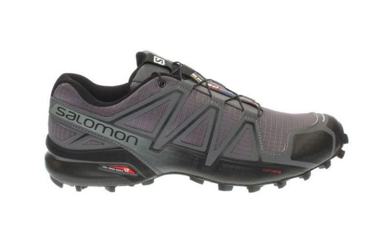 Salomon Speedcross 4 Grey - Comfortable