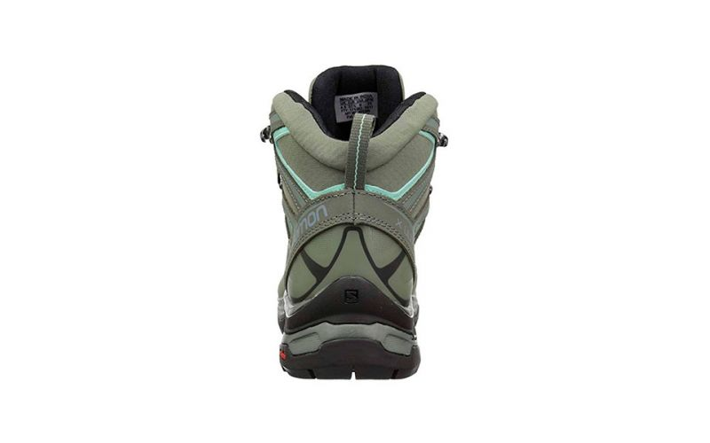 X ULTRA 3 MID GTX GRIS VERDE MUJER L401346