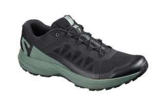 Salomon XA ELEVATE BLACK GREEN L40135900