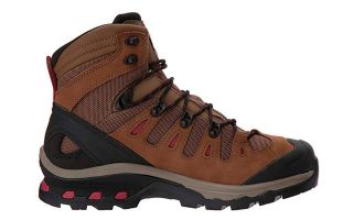 Salomon QUEST 4D 3 GTX WOMEN BROWN L40245800