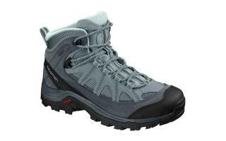 Salomon AUTHENTIC LTR GTX WOMEN GRAY BLUE L40464400