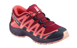 Salomon XA PRO 3D GIRL RED CORAL L40647600