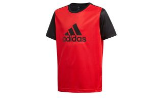 adidas CAMISETA GEAR UP ROJO NIÑO