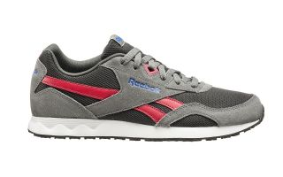 Reebok ROYAL CONNECT GRIS ROJO CN3099