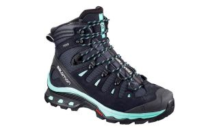 Salomon QUEST 4D 3 GTX WOMEN NAVY BLUE L40157000