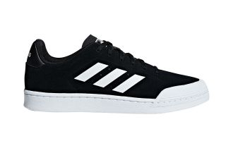 adidas COURT70S BLACK WHITE B79779