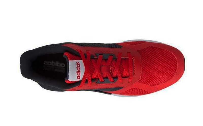 RUN80S ROJO NEGRO BB7433
