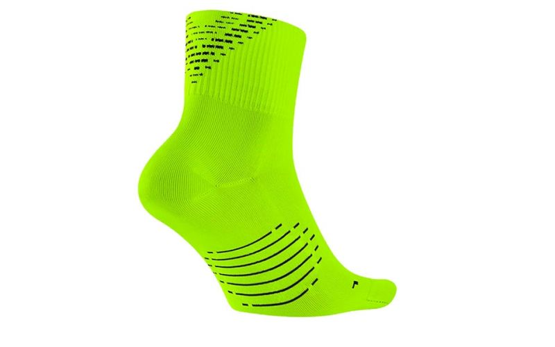 Corte de pelo beneficioso Virus  Calcetines Nike Elite Lightweight Amarillo Fluor