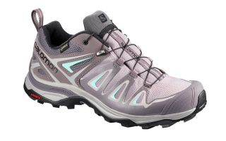 Salomon X ULTRA 3 GTX GREY WOMEN L40167000