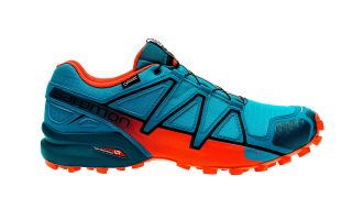Salomon SPEEDCROSS 4 GTX BLUE L40466500