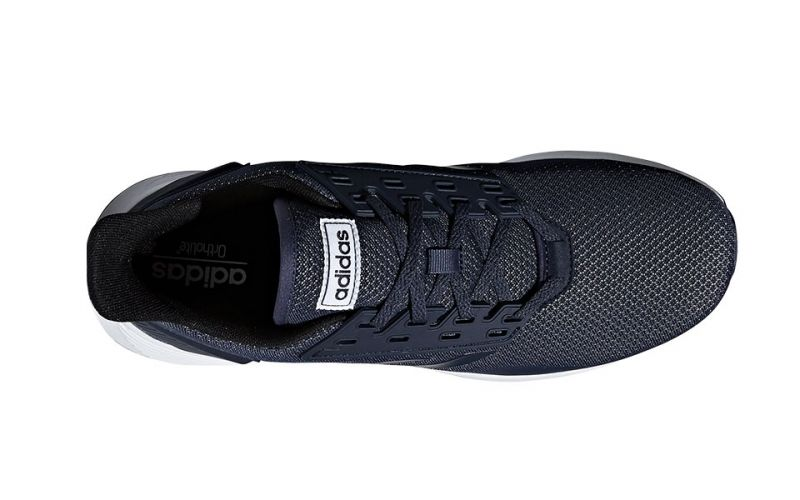 5cae64d1ab2 ADIDAS Duramo 9 Black - Breathable and light running shoes