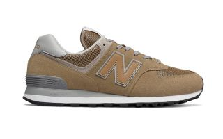 New Balance LIFESTYLE MARRON CLARO ML574 EBE