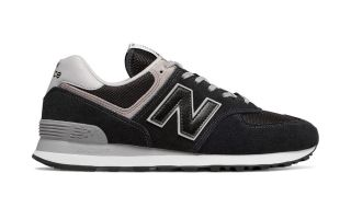New Balance VINTAGE BLACK GREY ML574 EGK