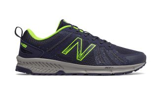 New Balance TRAIL FITNESS NEGRO VERDE MT590 LN4