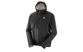 Salomon BONATTI WP BLACK JACKET