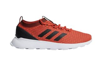 adidas QUESTAR RISE ORANGE NOIR BB7488