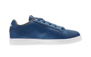 Reebok ROYAL COMPLETE CLEAN AZUL BLANCO