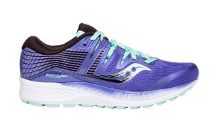 Saucony RIDE ISO WOMEN PURPLE S10444-35