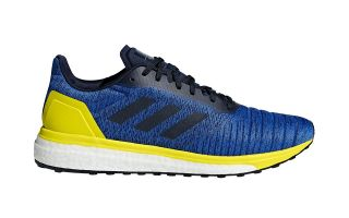 adidas SOLAR DRIVE BLUE YELLOW AQ0336
