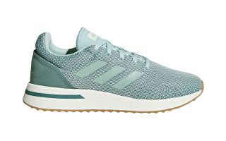 adidas RUN70S GREEN WHITE WOMEN B96561