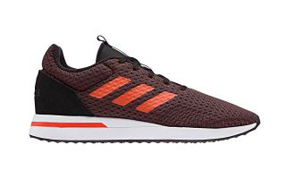 adidas RUN70S SCHWARZ ORANGE BB7483