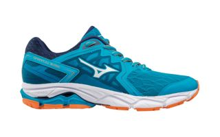 Mizuno WAVE ULTIMA 10 BLUE WOMEN J1GD1809 01