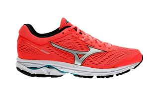 Mizuno WAVE RIDER 22 CORAL WOMEN J1GD1831 03